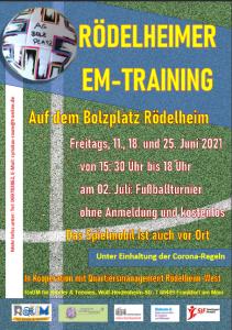 EM Training 2021